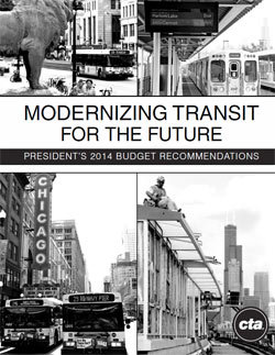 Modernizing Transit For the Future: President's 2014 Budget Recommendations