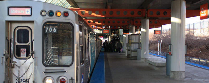 Midway Station Information Cta