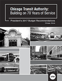 2017 Budget Recommendations Book Cover